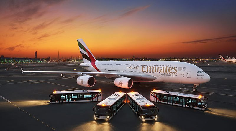 Book A Ticket To Dubai On Emirates And