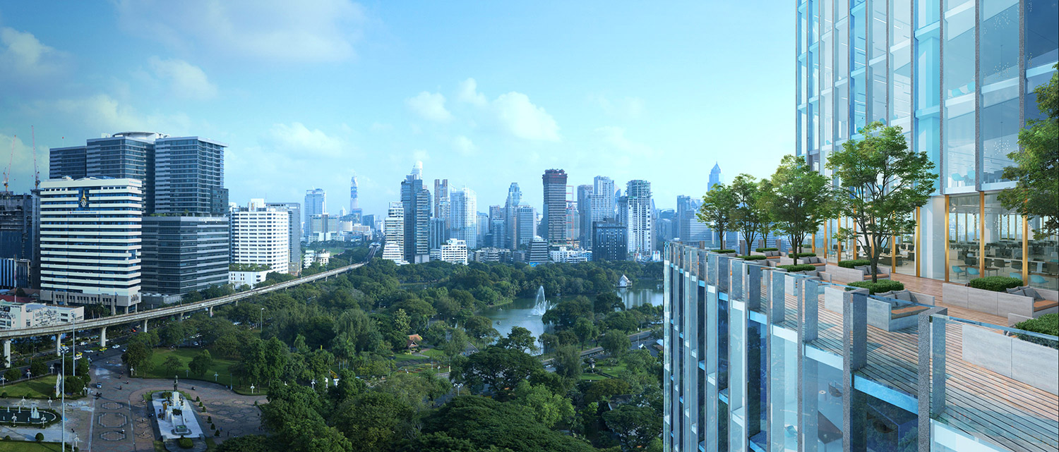 Dusit and CPN officially unveil 'Dusit Central Park' at the