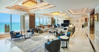 MANDARIN ORIENTAL JUMEIRA, DUBAI LAUNCHES LUXURY  ROYAL PENTHOUSE AND NEWEST THERAPIES WITH THE ELIXIR CLINIC