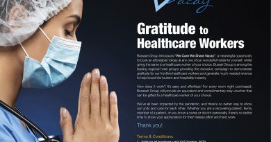 """We Care We Share  Vacay"" CSR Campaign Burasari Group — Inspired by Gratitude to Healthcare Workers"