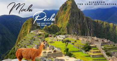 Machu Picchu  THE LOST CITY THE INCAS
