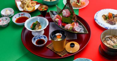 Savour the Festive Season at Yamazato