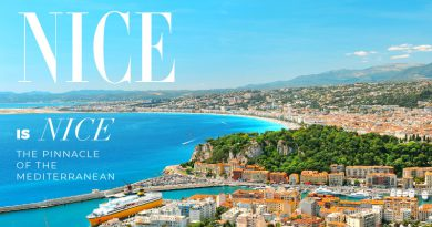 LUXURY GUIDE – NICE IS NICE THE PINNACLE OF THE MEDITERRANEAN