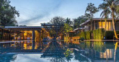 V Villas Hua Hin presents L'Executif Chef In October A private dinner crafted by Michelin-Starred Chef Olivier Limousin