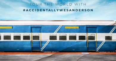 TOUR THE WORLD WITH ACCIDENTALLYWESANDERSON